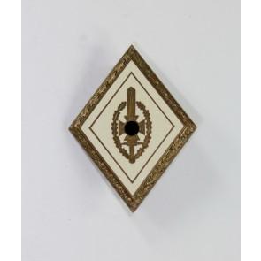 Nationalsozialistische Kriegsopferversorgung (NSKOV), Ehrenzeichen mit Eichenlaubkranz für Ortsverbände