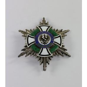 Preußen, Hausorden von Hohenzollern, Komtur Stern