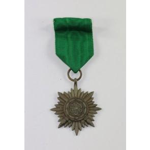 Tapferkeitsauszeichnung für Ostvölker 2. Klasse in Bronze