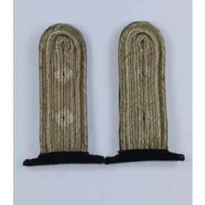 Kriegsmarine, Paar Schulterklappen Leutnant