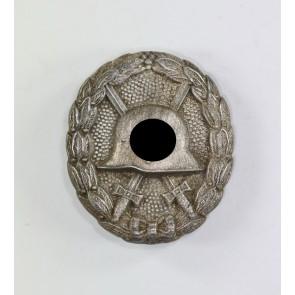 Verwundetenabzeichen in Silber, 1. Form, GWL