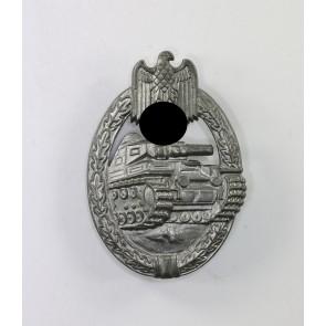 Panzerkampfabzeichen in Silber, Hst. Frank & Reif