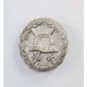 Verwundetenabzeichen in Silber 1918, Hst. L/56 (!)