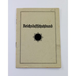 Ausweis Reichsluftschutzbund