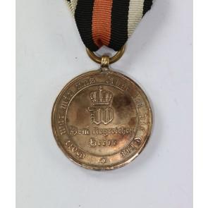 Preußen, Kriegsdenkmünze für Kämpfer 1870
