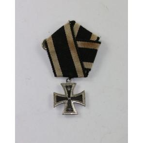 16- MM Miniatur Eisernes Kreuz 2. Klasse 1914