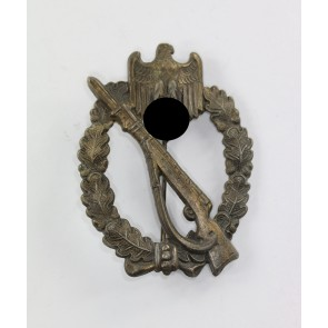 Infanterie-Sturmabzeichen in Bronze, Rudolf Karneth