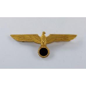 Kriegsmarine, Metallbrustadler für Offiziere, Hst. M
