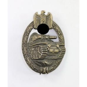 Panzerkampfabzeichen in Bronze, GWL