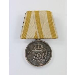 Preußen, Allgemeines Ehrenzeichen 2.Klasse, an Einzelspange