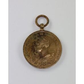 Preußen, Erinnerungs-Kriegsdenkmünze 1863 für Kämpfer von 1813-1815