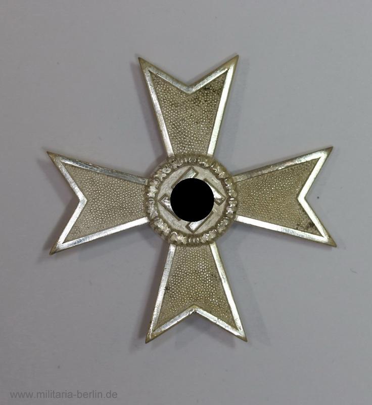 Kriegsverdienstkreuz ohne Schwert 1. Klasse