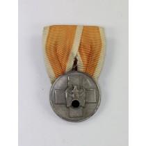 Medaille für Deutsche Volkspflege, an Einzelspange (!), Willy Krause