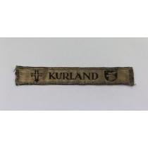 Ärmelband Kurland, Nessel Stoff