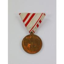 Österreich, Kriegsdenkmedaille 1914 - 1918 Für Österreich