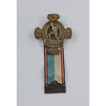 Abzeichen, Vereinigung ehem. angeh. d.k. 5 Infanterie Regiment Großherzog von Hessen - In Treue fest