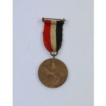 Deutscher Schützenbund (DSB), Medaille Opfreschießen 1935 - Kreisschützenbund u. U. Harburg Gau Niedersachsen