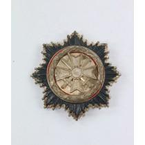 Deutsches Kreuz in Silber, Ausführung 1957, Steinhauer & Lück