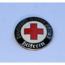 Deutsches Rotes Kreuz (DRK), Brosche für Helferin