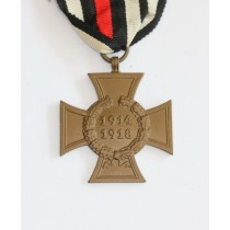 Ehrenkreuz für Kriegsteilnehmer