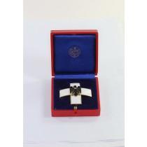 Ehrenzeichen des Deutschen Roten Kreuzes, Verdienstkreuz des 2. Modells 1934 - 1937