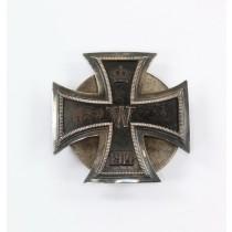 Eisernes Kreuz 1. Klasse 1914, Juncker, an Scheibe und Mutter