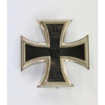 Eisernes Kreuz 1. Klasse 1914, Hst. Meybauer (Wappen)