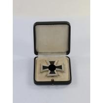 Eisernes Kreuz 1. Klasse 1939, Hst. 3, im Etui