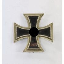 Eisernes Kreuz 1. Klasse 1939, Schinkel Form, Deumer