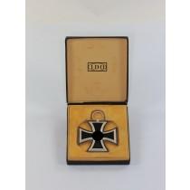 Eisernes Kreuz 2. Klasse 1939, Hst. 13, im LDO Etui