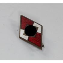 Hitler Jugend (HJ), Mitgliedsabzeichen, Hst. RZM M1/8