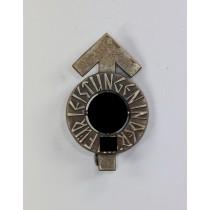 Hitlerjugen (HJ), Leistungsabzeichen in Silber, Hst. RZM M1/35