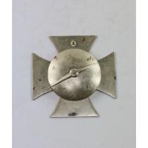 Rückenplatte mit Schraubscheibe Eisernes Kreuz 1. Klasse, L/13