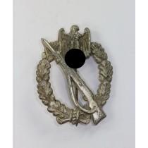 Infanterie-Sturmabzeichen in Silber, Hst. W.H.
