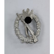 Infanterie-Sturmabzeichen in Silber, Juncker, Variante (!)