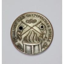 Medaille, Gaumeister DRV 1936, Cupal