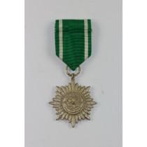 Verdienstauszeichnung für Ostvölker 2. Klasse in Silber, Hst. 100