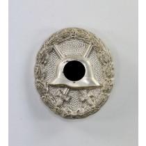 Verwundetenabzeichen in Silber, 1. Form hohl verbödet (!)