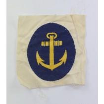 Kriegsmarine, Abzeichen für den Sportanzug für Unteroffiziere