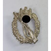 Infanterie Sturmabzeichen in Silber, S.H.u.Co. Design