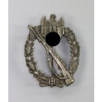 Infanterie Sturmabzeichen in Silber, Alois Rettenmaier