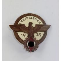 Kreissieger im Reichsberufswettkampf 1939, Hst. H. Aurich Dresden