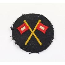 Kriegsmarine, Ärmelabzeichen Signalmatrose