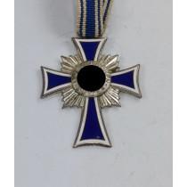 Mutterkreuz in Silber, Der Deutschen Mutter