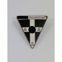 Nationalsozialistische Frauenschaft (NSF) Mitgliedsabzeichen, Hst. RZM 63