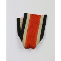 Oranges Band Eisernes Kreuz 2. Klasse 1939