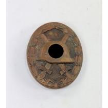 Verwundetenabzeichen in Schwarz, Buntmetall