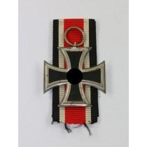 Eisernes Kreuz 2. Klasse 1939, Schinkel Variante, Wilhelm Deumer, magnetisch