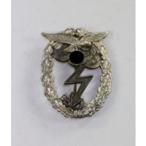 Erdkampfabzeichen der Luftwaffe, Hst, Osang, einteilig (!)