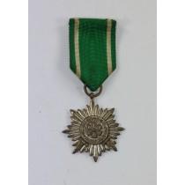 Tapferkeitsauszeichnung für Ostvölker 2. Klasse in Silber, Unteroffiziers Wilhelm Mank